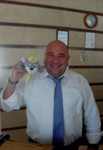 Adonis, Tssokos Paradise Village Hotel Manager - Cyprus