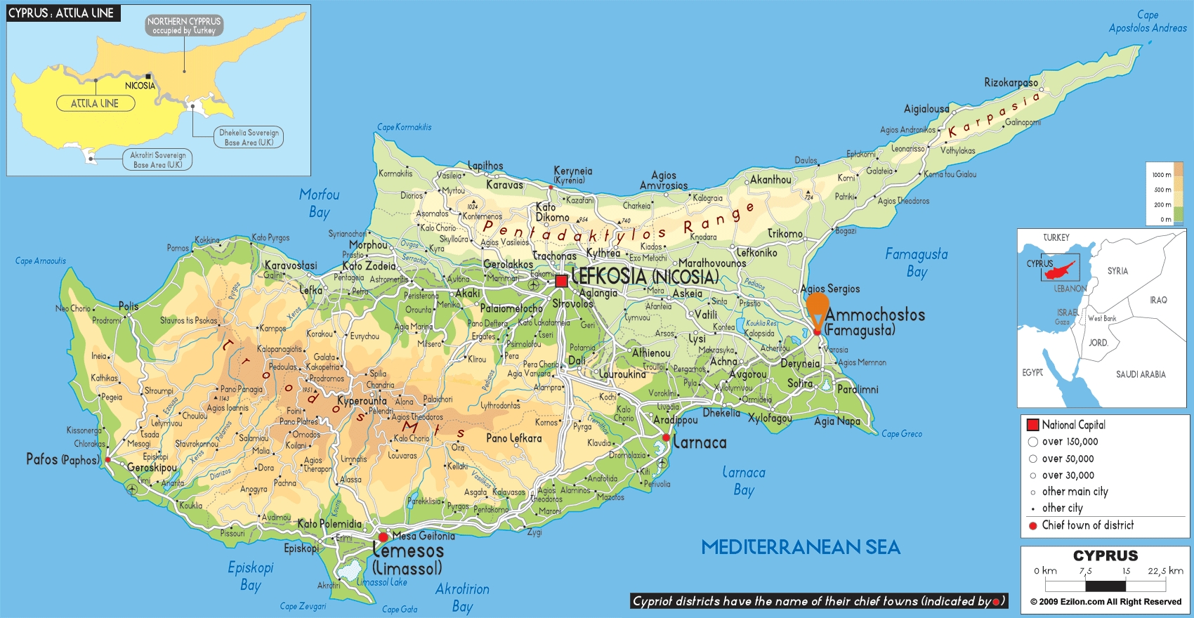 2015 return to cyprus snaggles goes travellingsnaggles goes travelling cyprusmap gumiabroncs Image collections