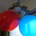 Decorations .... I love balloons
